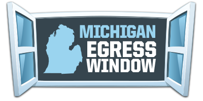 michgan egress window